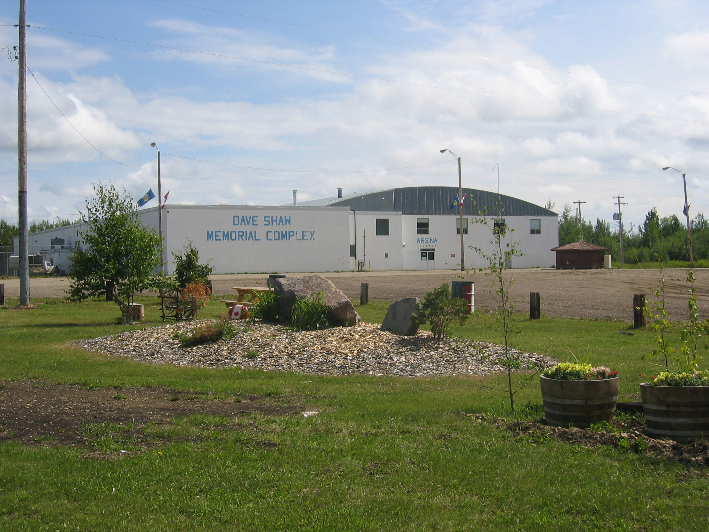 Dave Shaw Recreation Complex